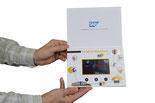 Video-Card A5 Querformat Magnetauslösung Play/Pause Laut/Leise Ladebuchse