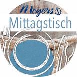 Meyers Gasthaus Maschen, Seevetal, Mittagstisch, Tagesgerichte