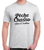 tshirt pêche et chasse