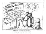 Karikatur von Gernot Pedrazzoli