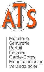 ATS serrurerie métallerie portail escalier garde-corps véranda acier