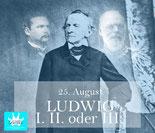 bsonders BAYERISCH Artikel - Ludwig I. II. oder III.