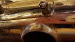 Acoustique & Mécanique effectue toutes les vérifications utiles en matière de planéité de la cheminée et de la parfaite étanchéité par rapport au corps de l'instrument.