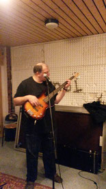 Michael am Bass