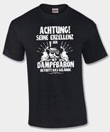 T-Shirt für E Dampfer Ex Raucher Elektrische Zigarette