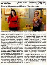 Ouest France, Août 2014