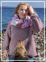Betti mit Florentine und KüstenPullover : einfachICH