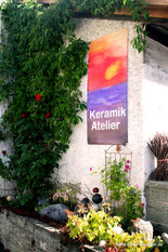 Keramik Atelier in Gailingen, Töpfern, töpferkurse