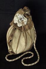 sac crée pour une exposition