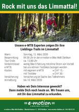 e-MTB Tour - Die wichtigsten Informationen