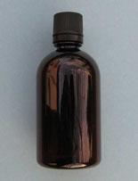 Flacone ambrato 50/100 ml