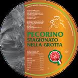 maremma sheep sheep's cheese dairy pecorino caseificio tuscany tuscan spadi follonica label italian origin milk italy matured aged grotta grotto cave