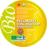 maremma sheep cheese dairy pecorino caseificio tuscany tuscan spadi follonica label italian origin organic milk italy matured aged pdo certified biological bio logo