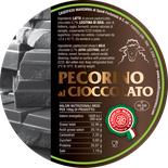 pecorino maremma new taste sheep sheep's cheese dairy caseificio tuscany tuscan spadi follonica label italian origin milk italy matured aged flavored flavor al cioccolato chocolate dark aromatic