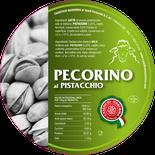 pecorino maremma new taste sheep sheep's cheese dairy caseificio tuscany tuscan spadi follonica label italian origin milk italy matured aged flavored flavor aromatic pistachio