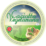 maremma mixed mix cow cow's sheep sheep's cheese dairy caseificio tuscany tuscan spadi follonica label italian origin milk italy fresh  vegetarian caciotta vegetariana microbic rennet