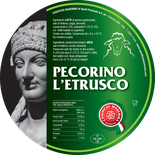 maremma sheep cheese dairy pecorino caseificio tuscany tuscan spadi follonica label italian origin milk italy aged matured etrusco classic