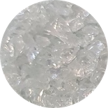 Glasgranulat, Glasbruch, Glaskorn, Glassplitter