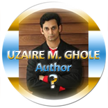 - - - - Uzair M. Ghole - - - - CEO & Author of the big ?