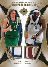 NOWITZKI & HOWARD / Ultimate Dual Materials - No. DUM-NH  (#d 9/25)