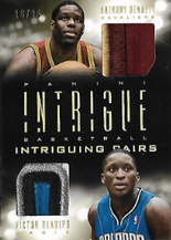BENNETT  OLADIPO / Intriguing Pairs - No. 56  (#d 10/25)