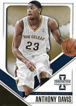 ANTHONY DAVIS / Gold Version - No. 35  (#d 4/10)