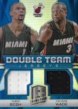 WADE  BOSH / Double Team - No. DT-MIA  (#d 27/49)