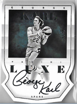 GEORGE KARL / Luxe Auto - No. DC-GK  (#d 30/50)