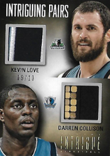LOVE  COLLISON / Intriguing Pairs - No. 58  (#d 9/10)