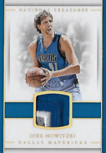 NATIONAL TREASURES - No. 31  (#d 13/25)
