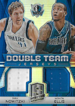 NOWITZKI  ELLIS / Double Team - No. DT-DAL  (#d 1/49)