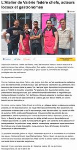 Ouest-France du 16 juin 2014