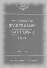 """Betriebsanleitung für Stadtroller """"Berlin"""""""