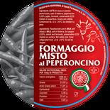 maremma misto mucca pecora formaggio caseificio toscano toscana spadi follonica etichetta italiano origine latte italia peperoncino aromatizzato aromatiche sapori cacio vacca bovino fresco