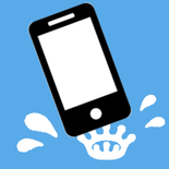 iPhone故障 水没