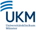 Bild: Logo Universitätsklinikum Münster