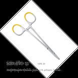 Metall-Mosquito-Klemme, anatomisch, gebogen, 12,5 cm