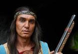 Winnetou (Jean-Marc Birkholz)  © dpa