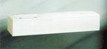 高級布張り白 棺