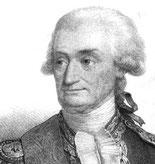 Admiral Luc Urbain de Bouëxic, comte de Guichen