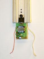Spannungswandler aus 12-Volt-Handlampe