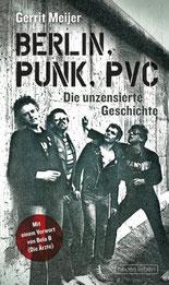 Berlin, Punk, PVC