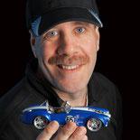 Alain Lemire automotive portraitist, Alain Lemire portraitiste automobile