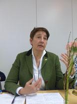 Ute Velten, 1. Vorsitzende (Foto:R.Crummenerl)
