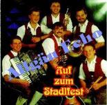 CD Auf zum Stadelfest der Musikgruppe Allgäu-Echo