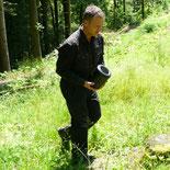 Windbestattung Streuwiese Naturbestattung
