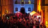 Bürgerschaftliches Engagement Wolfgang F. Lightmaster Konzerte im Bürgerhof Augsburg