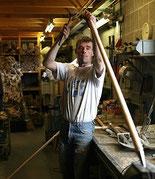 Sneeboer-Werkzeugstiele
