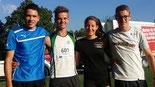 Fabio, Joel, Hannah, Sven