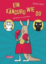 Buchtitel: Ein Känguru wie du